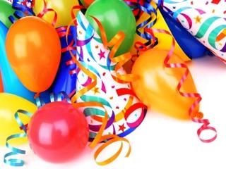лучший праздник - день рождения